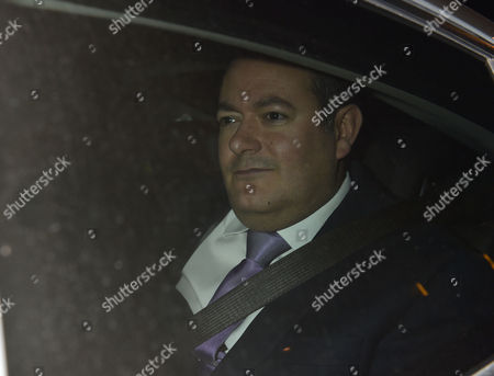 05 01 16 Labour Shadow Cabinet Re-shuffle at 4 Millbank Labour Ex- Shadow Cabinet Member Michael Dugher Leaves Millbank Tv Studios After His Radio and Tv Interviews