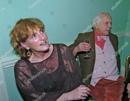 Launch Party For the Book 'Catherine De Medici' at the English Speaking Union Mayfair Lucinda Lambton and Peregrine Worsthorne