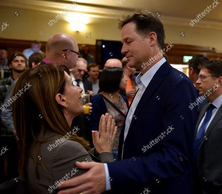 Editorial image of Liberal Democrat Leadership Winner