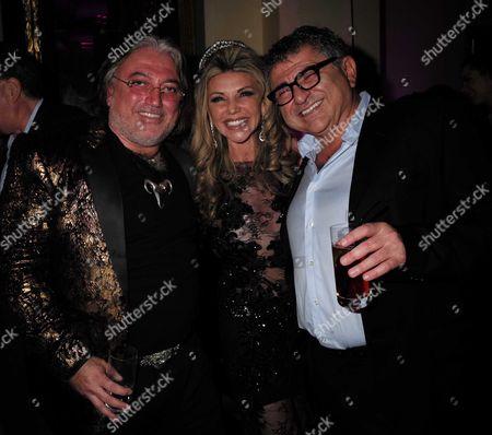 Editorial photo of Lisa Tchenguiz's 51st Birthday Party