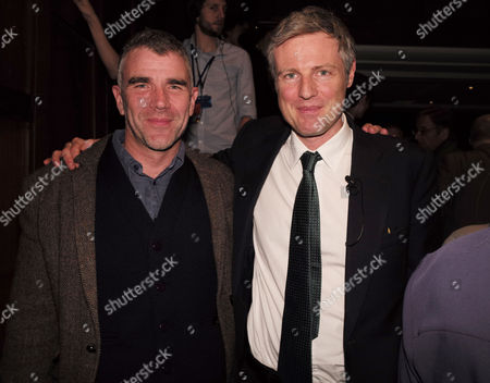 03 02 16 London Mayoral Election Debate at the the Royal Geographical Society Ivan Massow & Zac Goldsmith