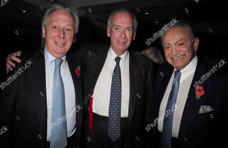 02 11 15 Launch Party For Charles Moore's New Book ' Baroness Margaret Thatcher the Authorised Biography Volume Two: ' at M&c Saatchi Golden Square Soho Julian Seymour Alexander Fermor-Hesketh & Wafic Said