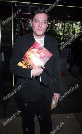 19 07 15 Matthew Bourne's the Car Man Gala Performance at Sadler's Wells Theatre Rosebery Ave London Mathew Horne