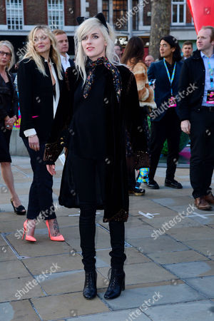 Stock Picture of 04 04 16 Opening Night Gala of Exhibitionism at Saatchi Gallery Charlotte Watts