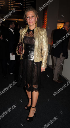 12 10 15 Pad London at Berkeley Square Private View Lady Aliai Forte