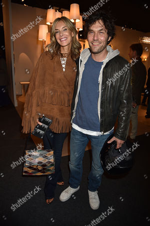 12 10 15 Pad London at Berkeley Square Private View Kim Hersov & Barry Reigate