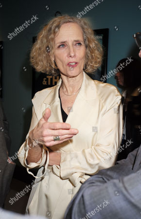 Stock Photo of 23 03 16 People Places and Things at Press Night Afterparty at Picture House Central Shaftsbury Ave London Barbara Marten