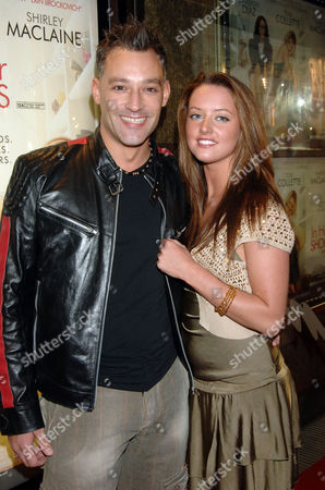 Stock Photo of Premiere of 'In Her Shoes' at the Empire Leicester Square in Aid of Breast Cancer Trust Toby Anstis and Hayley Evetts