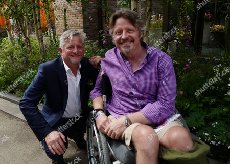 23 05 16 Press Day at Chelsea Flower Show at the Royal Hospital Chelsea West London Charlie Boorman