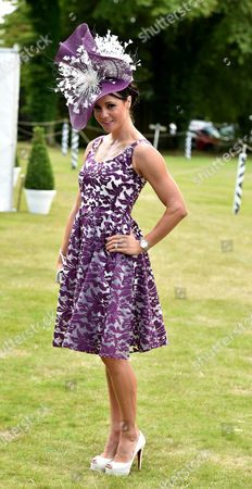 30 07 15 Qatar Goodwood at Goodwood Race Course Ladies Day Jenny Pacey