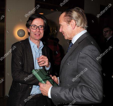 Editorial image of Robert Peston Bbc Leaving Party
