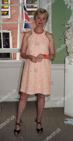 27 07 15 Rosie Millard Book Launch For Her New Book the Square at the House of St Barnabas Greek St Soho London Rosie Millard
