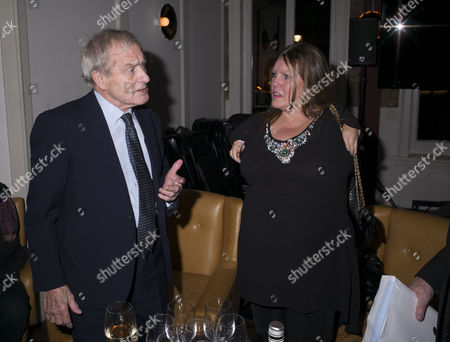 13 01 16 Screening of Attacking the Devil at the Picturehouse Central Shaftsbury Ave London Sir Harold Evans