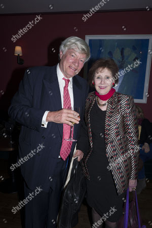 13 01 16 Screening of Attacking the Devil at the Picturehouse Central Shaftsbury Ave London Geoffrey Robertson with Marjorie Wallace