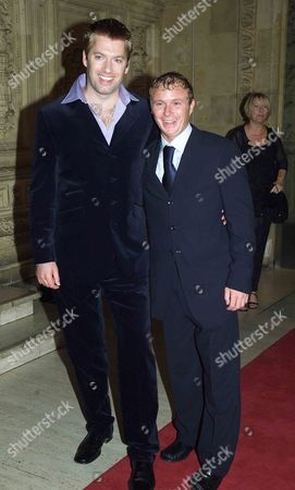 The 2001 National Television Awards at the Royal Albert Hall Stephen Beckett and Steven Arnold
