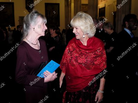 Editorial photo of The Man Booker Prize Presention