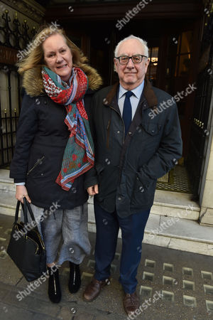 Editorial image of The Oldie Awards Lunch at Simpsons Resturant, The Strand,  London, UK - 02 Feb 2016