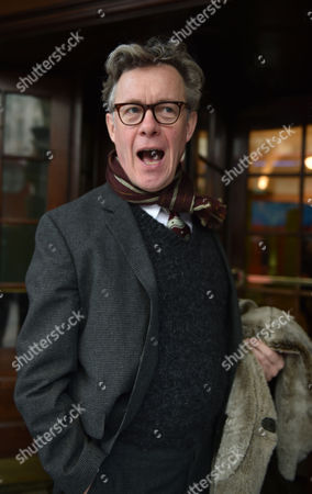 02 02 16 the Oldie Awards Lunch at Simpsons Resturant the Strand London Alex Jennings