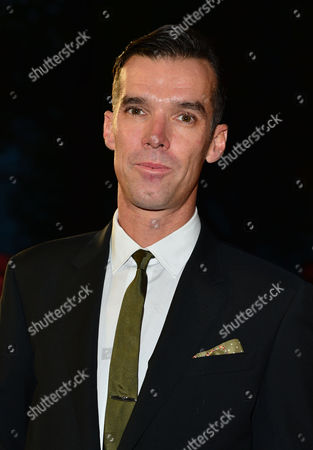 Stock Picture of 10 10 15 the Program Film Screening During the Bfi London Film Festival at the Odeon Leicester Square David Millar