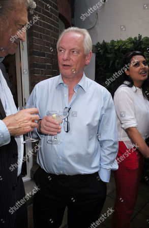 Stock Photo of 01 07 15 the Spectator Magazine Summer Party at Their Offices in Old Queen Street Westminster London Francis Maude Mp