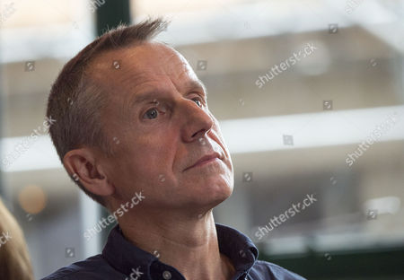 01 09 15 Jeremy Corbyn Vision of the Future of Art at the Arcola Theatre Dalston London Jeremy Hardy