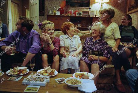 Craig Cash as Dave Best, Caroline Aherne as Denise Best (née Royle), Doreen Keogh as Mary Carroll, Liz Smith as Norma Speakman (Nana), Sue Johnston as Barbara Royle and Jessica Hynes as Cheryl Carroll