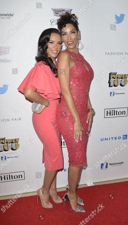 Editorial image of Ebony Power 100 Gala, Los Angeles, USA - 01 Dec 2016