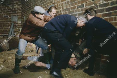 Editorial photo of 'Emmerdale' TV Series - 05 Dec 1991