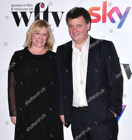 Sue Vertue, Steven Moffat