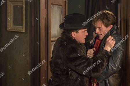Editorial image of 'Maigret' TV Series - Dec 2016