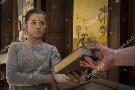 Hazel Doupe as Lucy