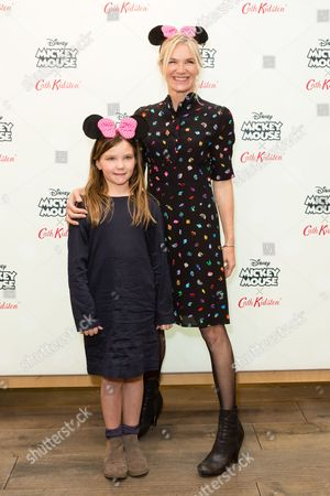 Editorial image of Disney X Cath Kidston Mickey and Minnie exclusive VIP launch, London, UK - 02 Dec 2016
