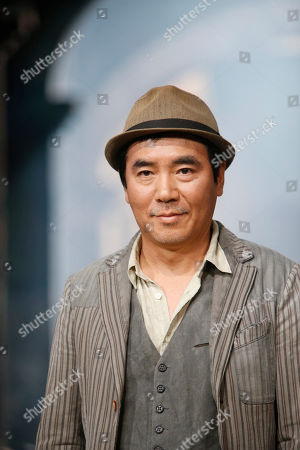South Korean Director Kim Jee-Woon attends the 15th Marrakech International Film Festival in Marrakech, Morocco, . The festival runs from Dec. 2-10