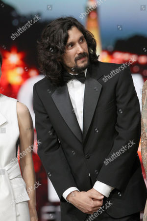 Jury member Lisandro Alonso attends the 16th Marrakech International Film Festival Opening Ceremony in Marrakech, Morocco, . The festival runs from Dec. 2-10