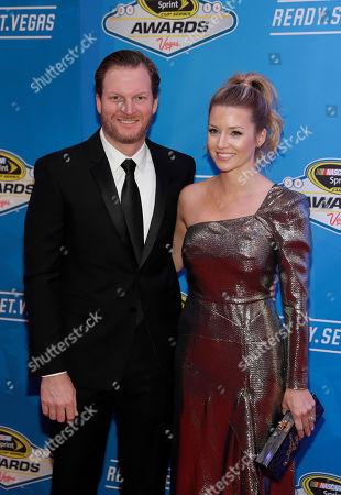 Editorial photo of NASCAR Awards Auto Racing, Las Vegas, USA - 02 Dec 2016