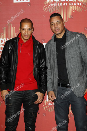 Stock Picture of Peter Gunz, Rich Dollaz
