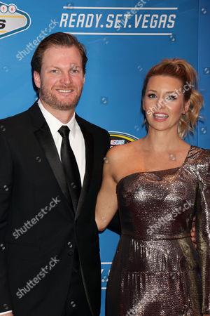 Editorial image of NASCAR Sprint Cup Series Awards, Arrivals, Las Vegas, USA - 02 Dec 2016