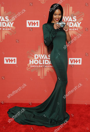 Editorial picture of VH1 Divas Holiday Unsilent Night, Arrivals, New York, USA - 02 Dec 2016