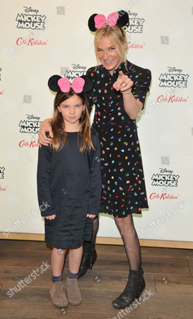Jo Whiley and daughter Coco Whiley-Morton