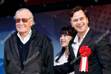 Editorial picture of Tokyo Comic Con, Japan - 02 Dec 2016