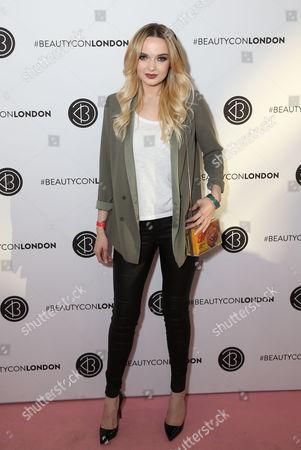 Editorial picture of Beautycon, London, London - 03 Dec 2016