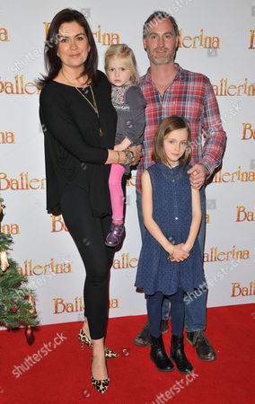 Amanda Lamb and her family