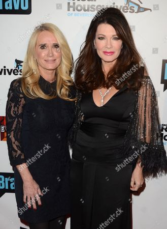 Kim Richards and Lisa Vanderpump-Todd