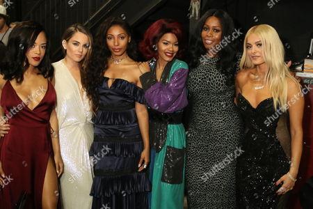 Editorial image of VH1 Divas Holiday Unsilent Night, Show, New York, USA - 02 Dec 2016