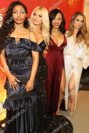 Editorial picture of VH1 Divas Holiday Unsilent Night, Show, New York, USA - 02 Dec 2016