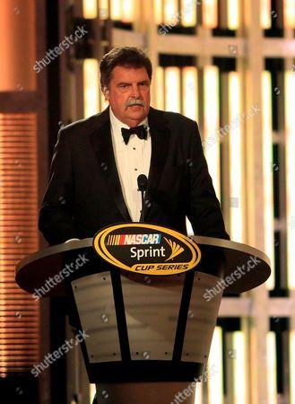 Editorial image of NASCAR Sprint Cup Series Awards, Show, Las Vegas, USA - 02 Dec 2016
