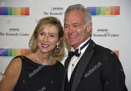 Scott Pelley and Jane Boone