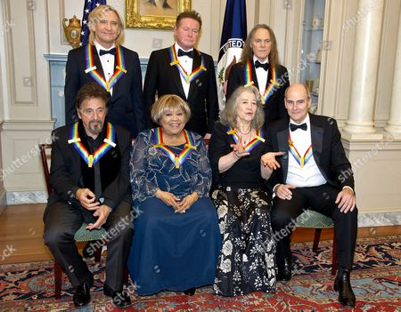 Editorial picture of 39th Annual Kennedy Center Honors Gala, Washington DC, USA - 03 Dec 2016