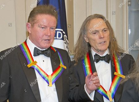 Don Henley and Timothy B Schmidt