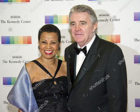 Opera singer Harolyn Blackwell and Peter Greer
